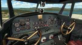 Airplane Simulator Wallpaper 1080p