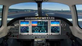 Airplane Simulator Wallpaper Free