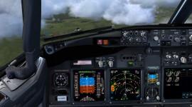 Airplane Simulator Wallpaper Full HD