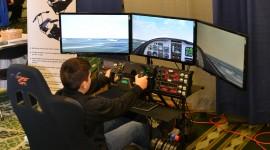 Airplane Simulator Wallpaper HD