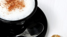 Cappuccino Photography Wallpaper For IPhone 6
