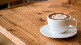 Cappuccino Photography Wallpaper For PC