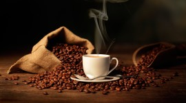 Cappuccino Photography Wallpaper Full HD