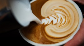 Cappuccino Photography Wallpaper High Definition