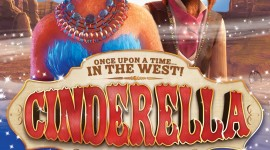 Cendrillon Au Far West Wallpaper For IPhone