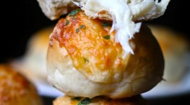 Cheese Bun Wallpaper For IPhone Download