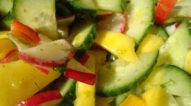 Cucumbers With Honey Wallpaper Full HD