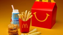 Happy Meal High Quality Wallpaper