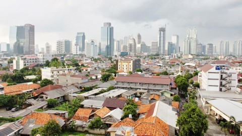 Jakarta wallpapers high quality