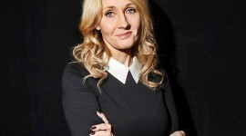 Joanne Rowling Wallpaper Download Free