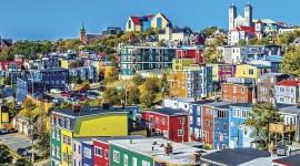 Newfoundland And Labrador Canada Desktop Wallpaper HD