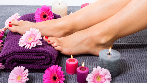 Pedicure wallpapers high quality