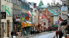 Quebec Desktop Wallpaper