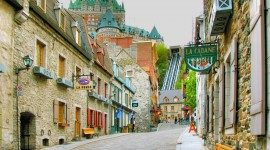 Quebec Wallpaper Gallery
