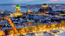 Quebec Wallpaper HD