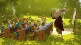 Rabbit School Image