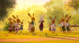 Rabbit School Wallpaper For PC