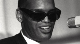 Ray Charles Wallpaper For IPhone 7