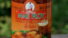 Thai Sauce Wallpaper For IPhone