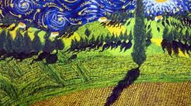 Vincent Van Gogh Wallpaper Full HD