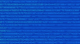 4K Binary Code Wallpaper For Desktop