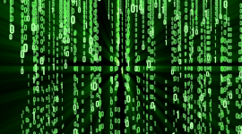 4K Binary Code Wallpaper Free