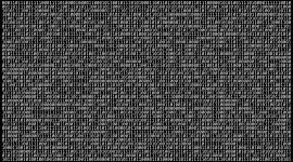 4K Binary Code Wallpaper Full HD