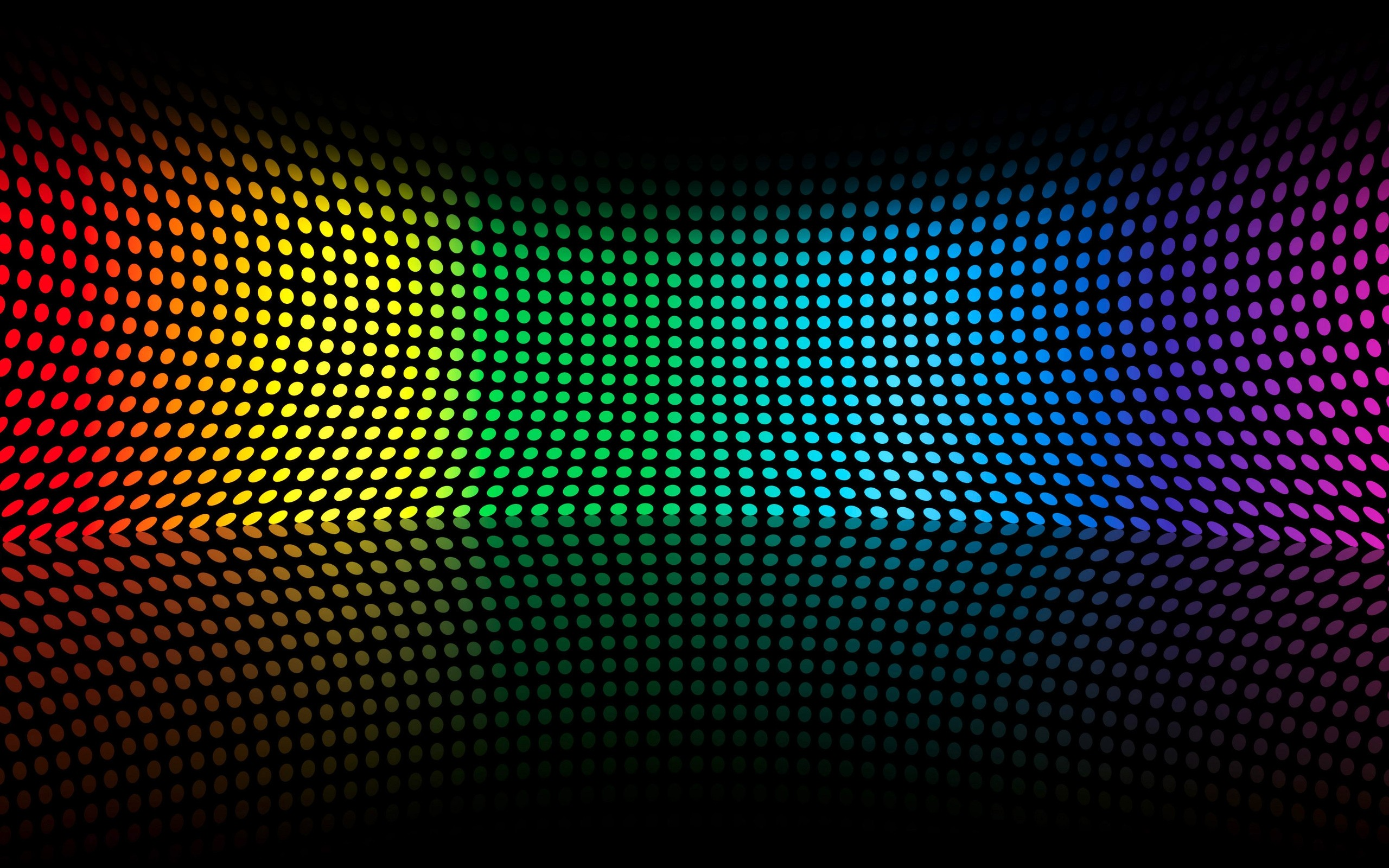 4k Colored Circles Wallpapers High Quality Download Free