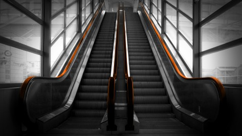 4K Escalator wallpapers high quality