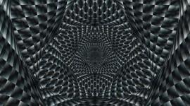 4K Geometric Pattern Best Wallpaper
