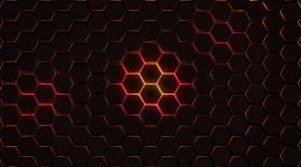 4K Geometric Pattern Desktop Wallpaper For PC