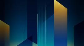 4K Geometric Pattern Desktop Wallpaper HD