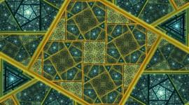4K Geometric Pattern Wallpaper 1080p