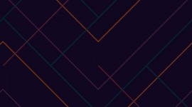 4K Geometric Pattern Wallpaper Download