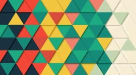 4K Geometric Pattern Wallpaper HQ