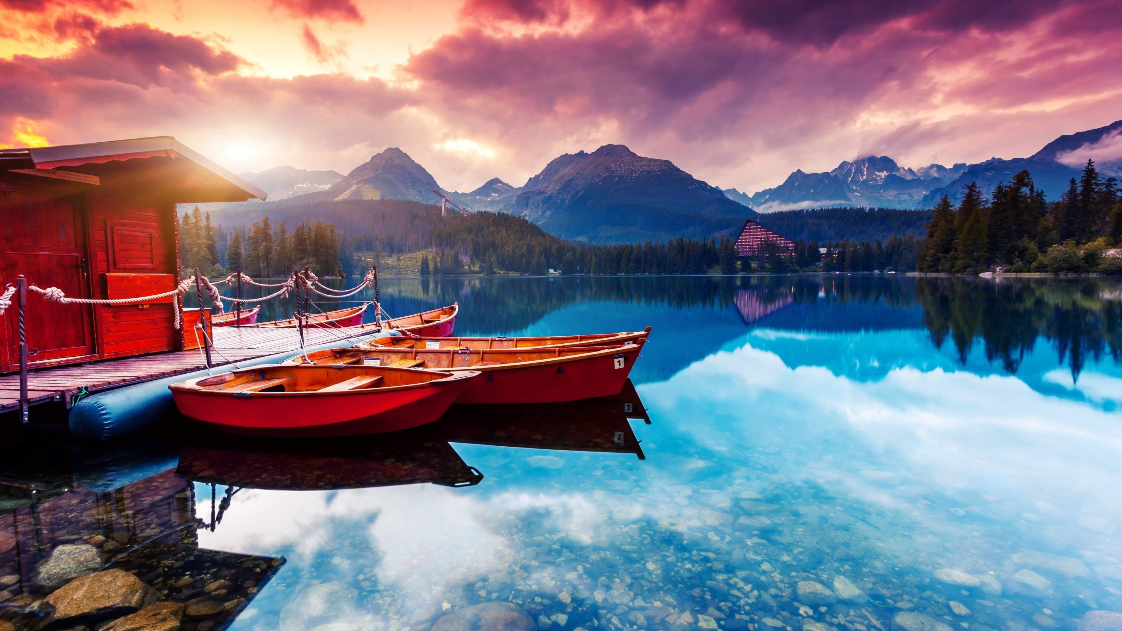 4K Landscape Scenery Wallpapers High Quality | Download Free