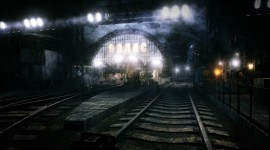 4K Metro Wallpaper 1080p