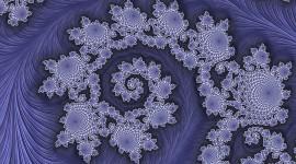 4K Ornamental Pattern Wallpaper