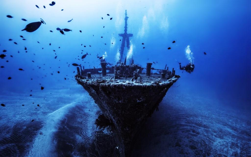 4K Sea Depth wallpapers HD