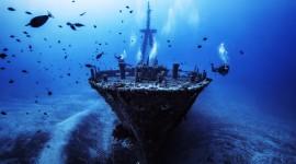 4K Sea Depth Wallpaper