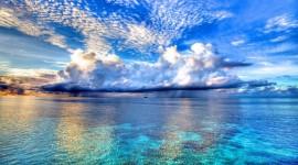 4K Sea Depth Wallpaper For Desktop