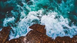4K Sea Depth Wallpaper Free