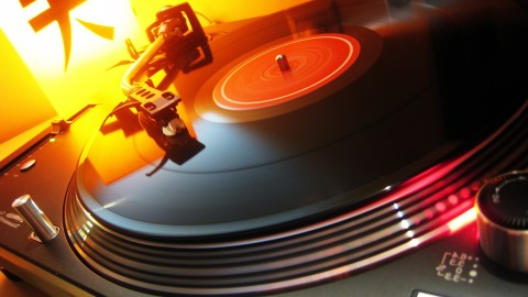 4K Vinyl Records wallpapers high quality