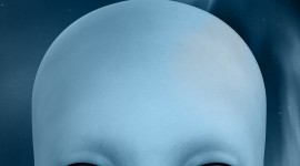 Alien Face Wallpaper For Android