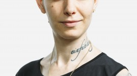 Asia Kate Dillon Wallpaper For IPhone