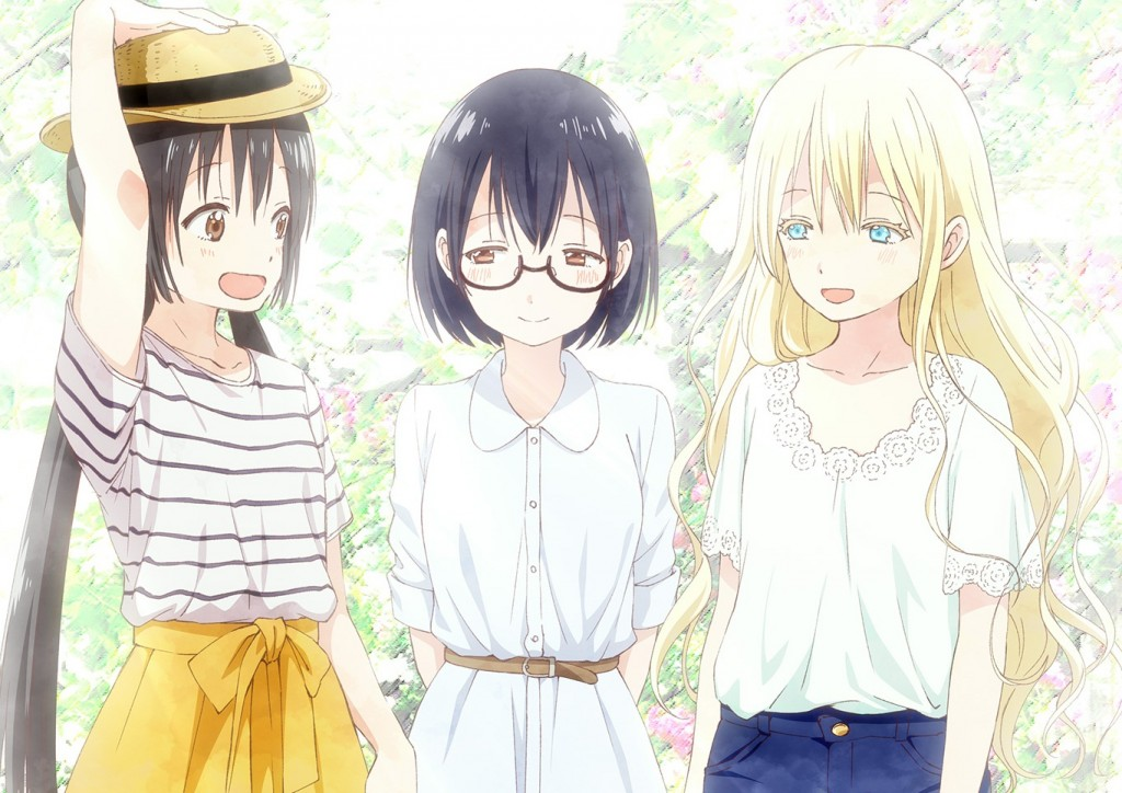 Asobi Asobase Ova wallpapers HD