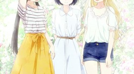 Asobi Asobase Ova Wallpaper For IPhone