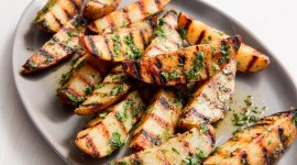 Barbecue Potatoes Photo Download