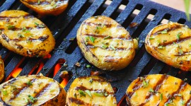 Barbecue Potatoes Wallpaper For Android#1
