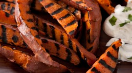 Barbecue Potatoes Wallpaper Gallery